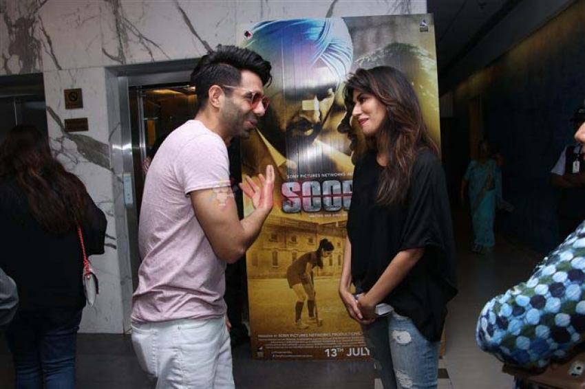 Special Screening Of Soorma Photos