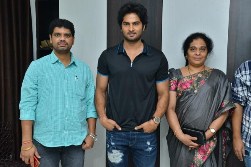 Sudheer Babu Launched  Jhansi Movie Teaser Photos