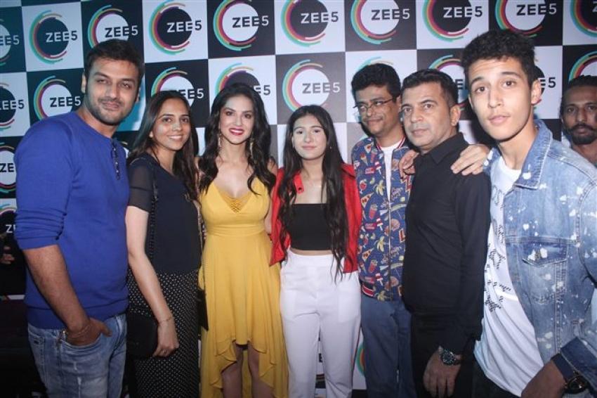 Sunny Leone Unveils Her True Story Karenjit Kaur