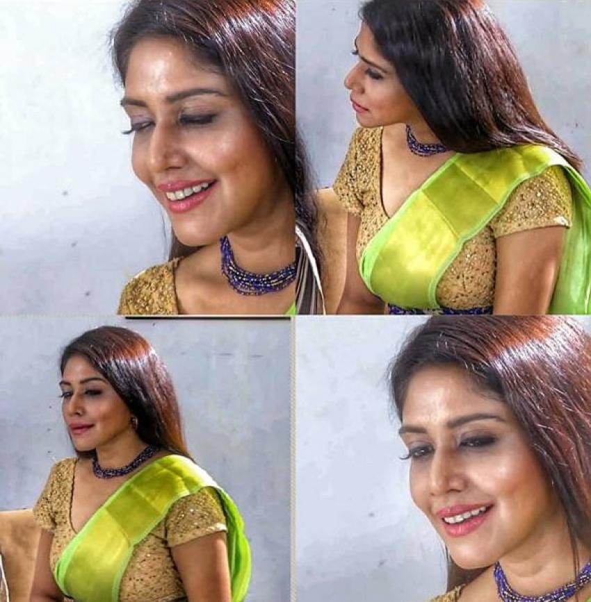 Tamil Bigg Boss 2 Mamathi Chari Photos