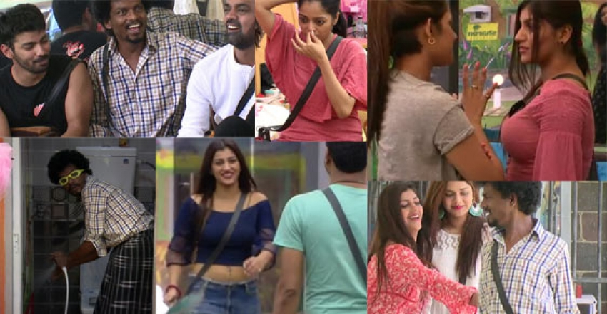 Tamil Bigg Boss 2 Unseen Clips Photos