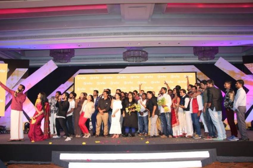 Thriller Digital Series Social Launch By VIU At Taj Banjara Photos