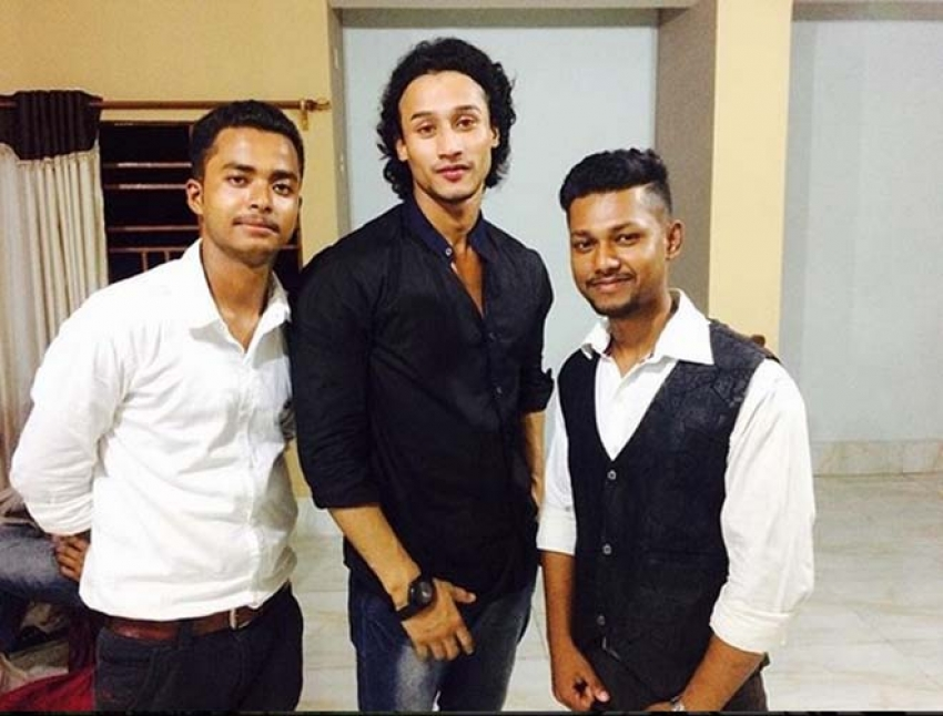 Tiger Shroff's lookalike from Assam is breaking the internet Photos