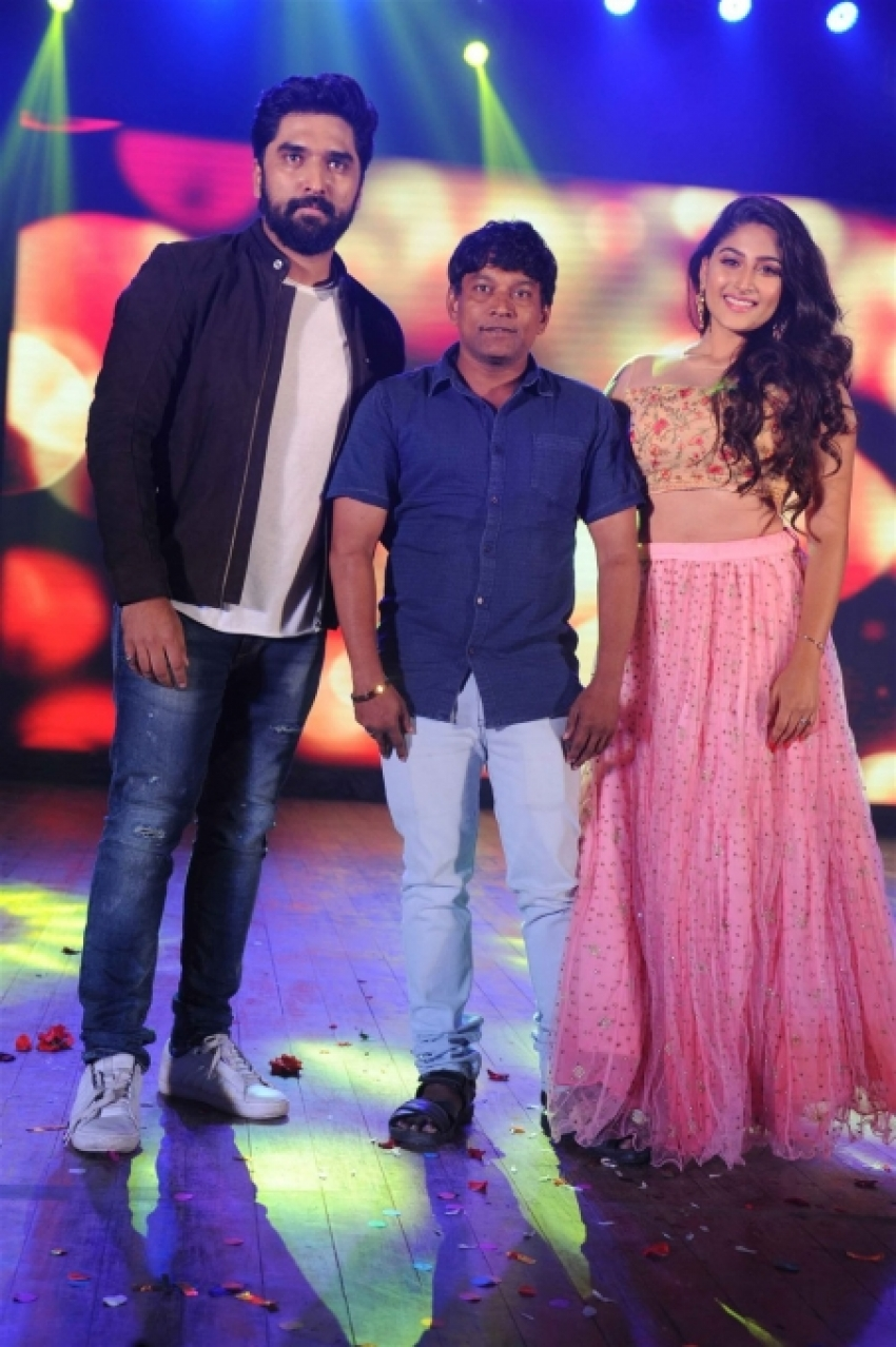 Vasu Naan Pakka Commercial Pre Release Promo Launch Photos