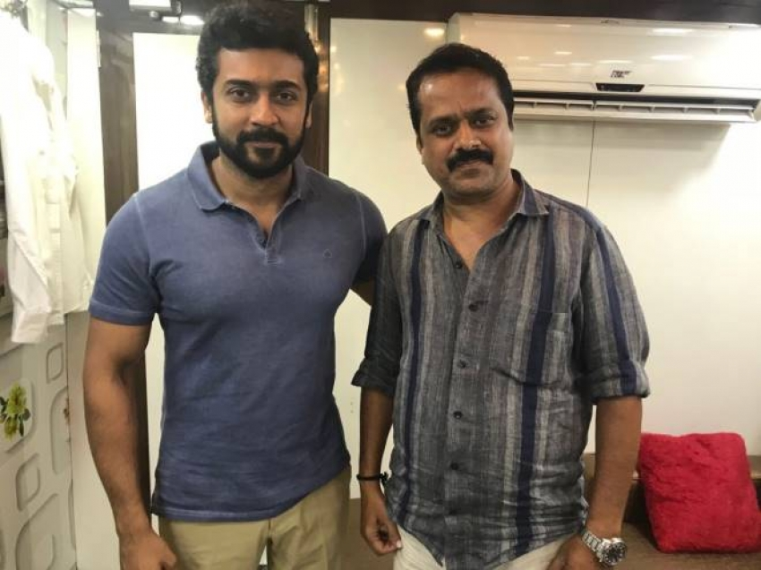 Vetaiyan First Look Motion Poster Launched By Actor Suriya Photos