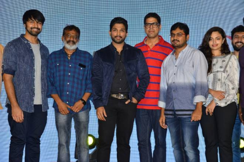 Vijetha Movie Success Meet Photos