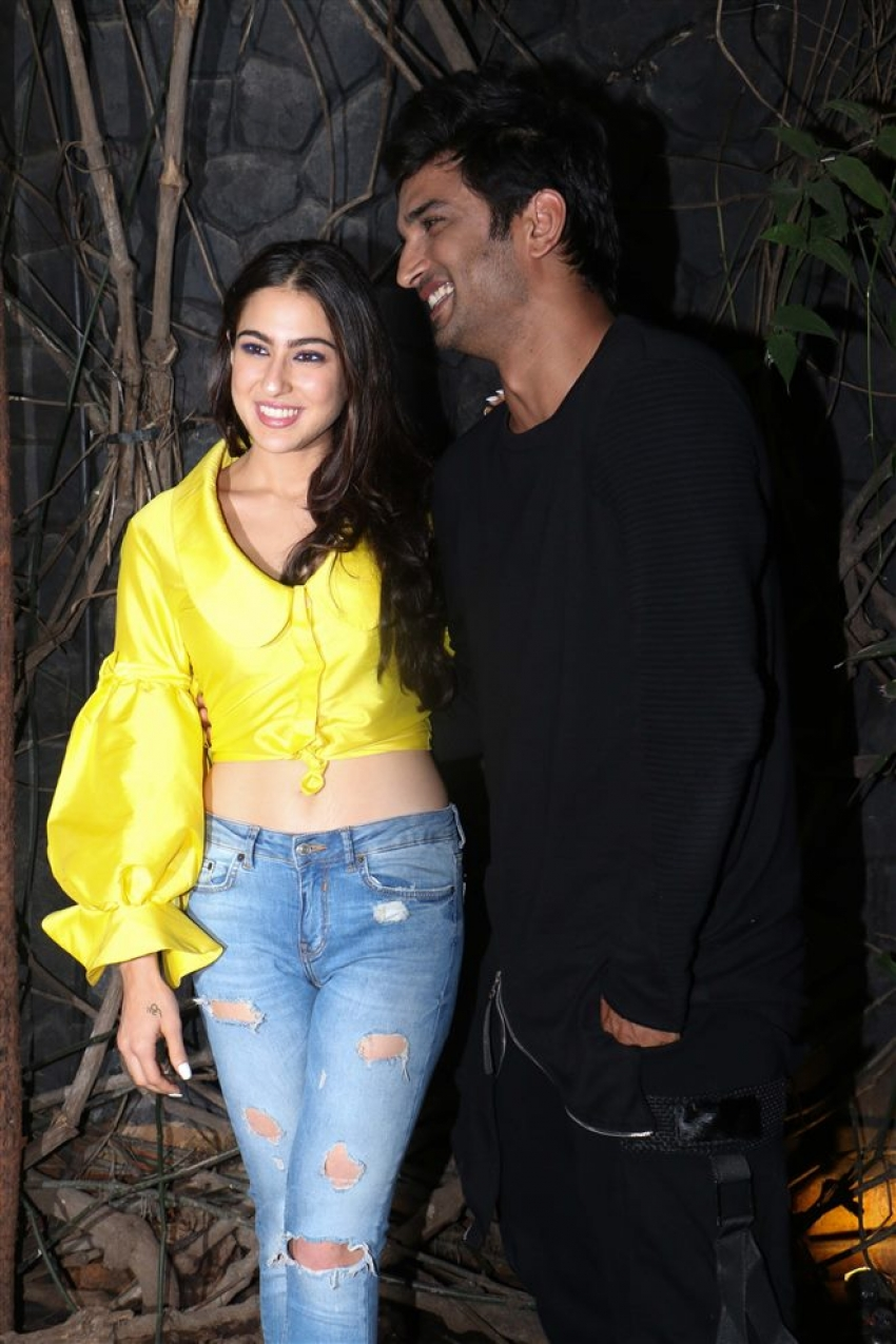 Wrap Up Party Of Movie Kedarnath Photos