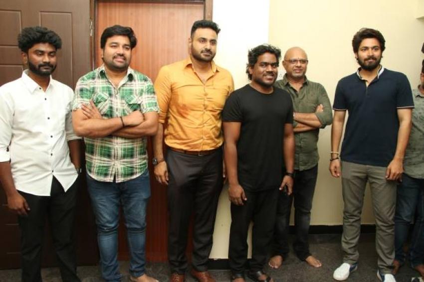 Yuvan Shankar Raja Launch Green Apple Studio Productions Photos