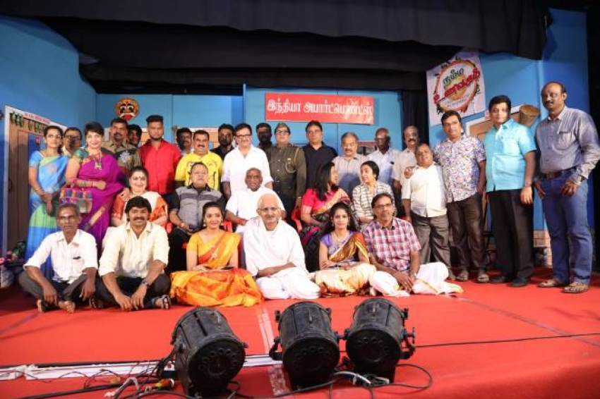 25th Show of YGee Mahendra'3 Ji Stage Show Photos
