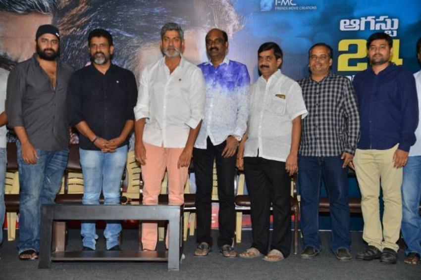 Aatagallu Movie Pre Release Press Meet Photos