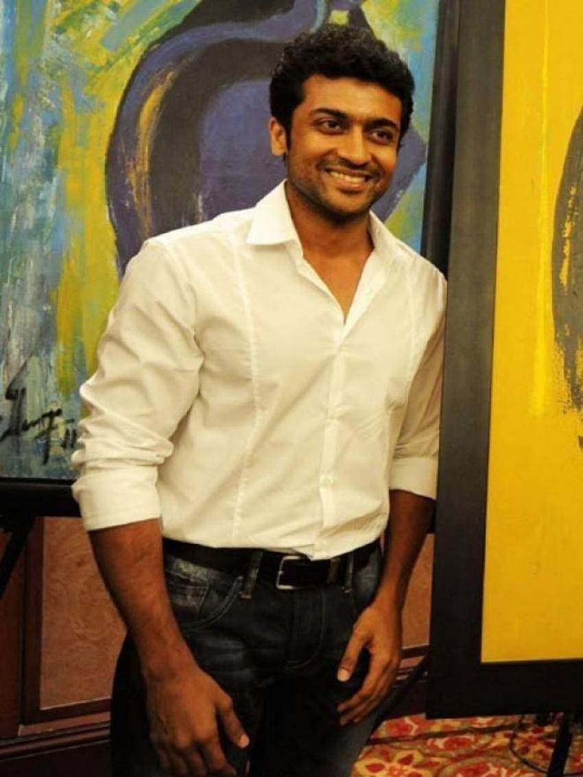 Actor Suriya Unseen Photos