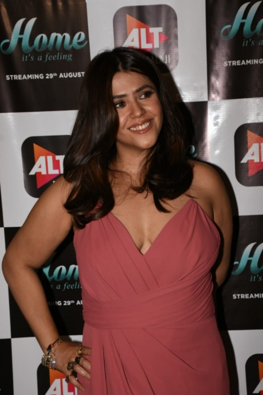 ALTBalaji's Upcoming Series 'Home' Trailer Launch Photos