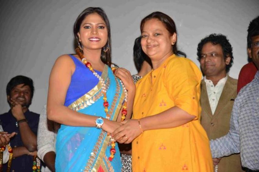 Amavasay Movie Press Meet Photos