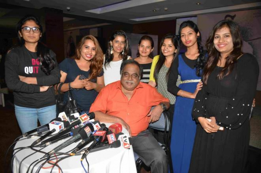 Ambi Ning Vayassaytho Movie Press Meet Photos