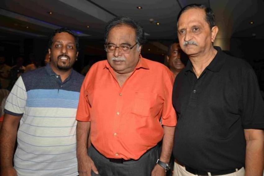Ambi Ning Vayassaytho Movie Press Meet Photos
