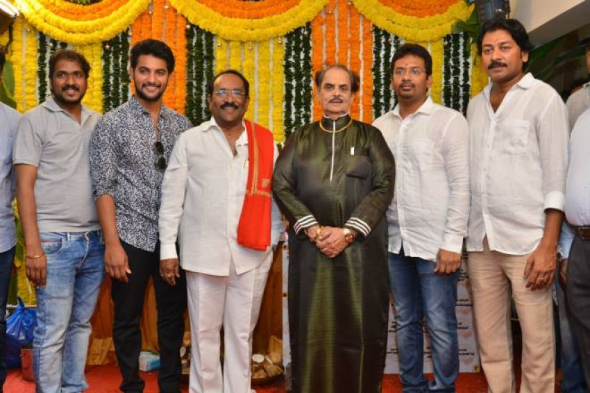 Burrakatha Movie Opening Photos