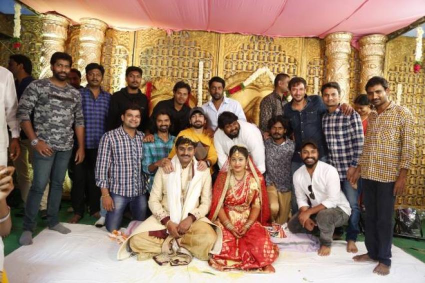 Celebrities At RX 100 Director Ajay Bhupathi Wedding Photos