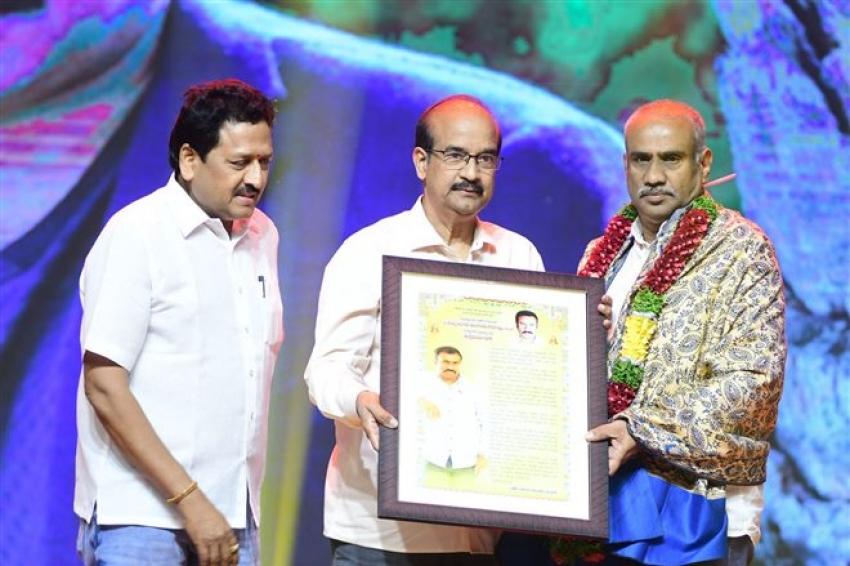 Chiranjeevi 63rd Birthday Celebrations At Hyderabad Photos