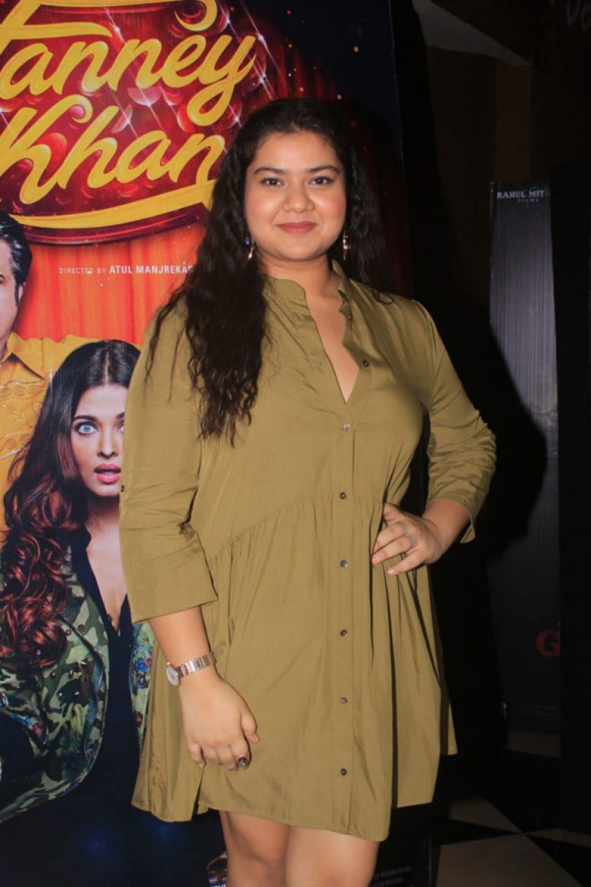 Fanny Khan Movie Special Screening At PVR Photos