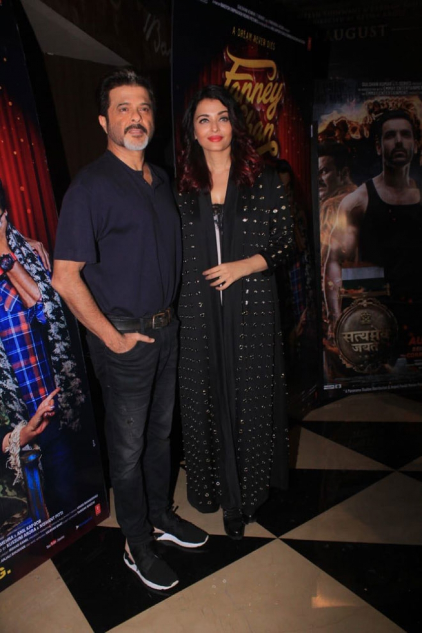 Fanny Khan Movie Special Screening At PVR Photos