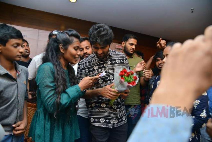 Geeta Govindam Movie Press Meet Photos