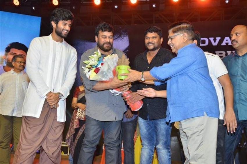 Geetha Govindam Movie Success Meet Photos