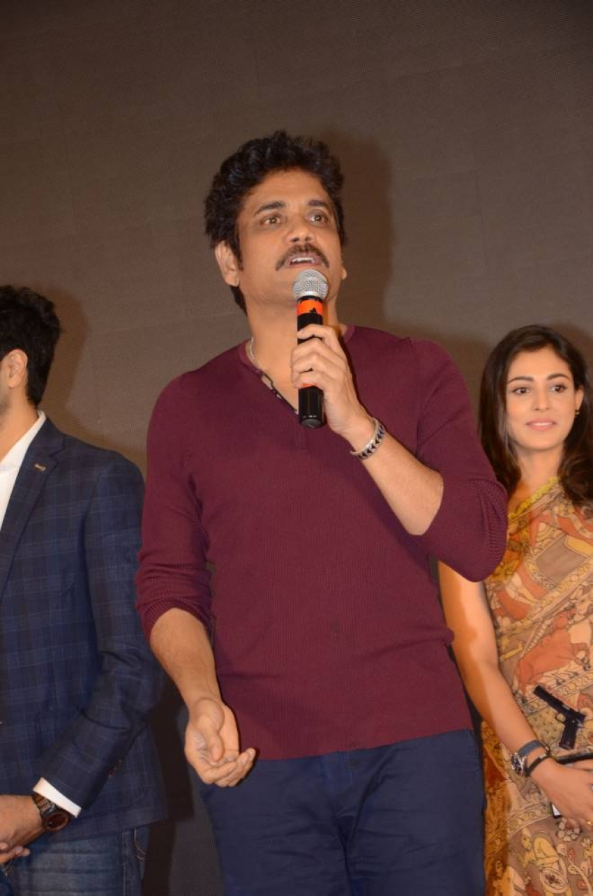Goodachari Movie Success Meet Photos