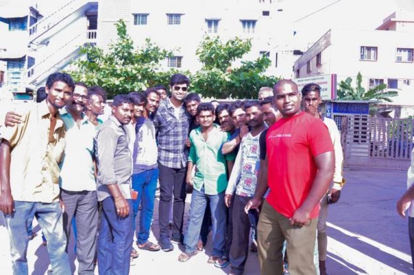 Goodhachari Movie Success Tour Photos