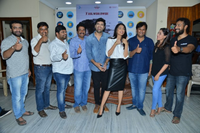 Gudachari Movie Success Celebration Photos