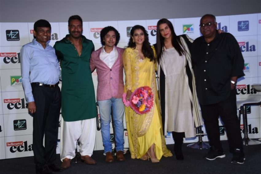 Helicopter Eela Trailer Launch Photos