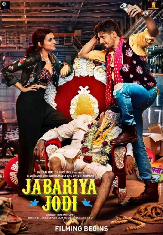 Jabariya Jodi Photos