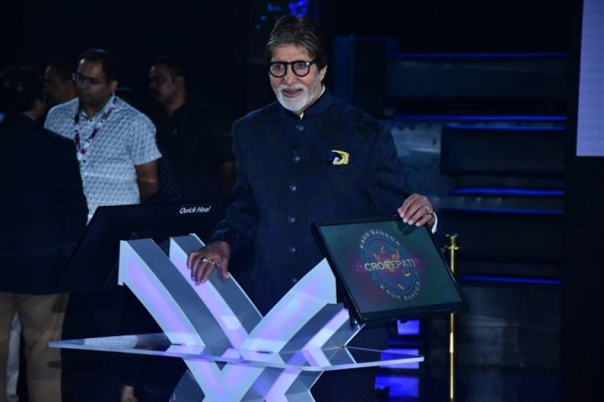 Kaun Banega Crorepati Season 10 Launch Photos