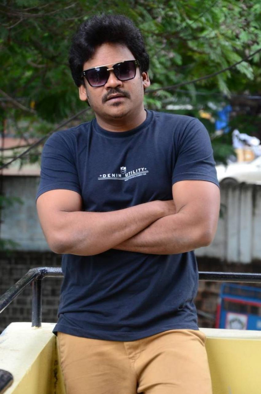Kedi No 1 Movie Press Meet Photos