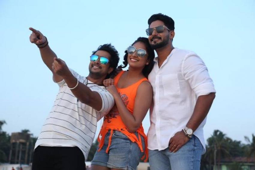 Life Jothe Ondu Selfie Photos
