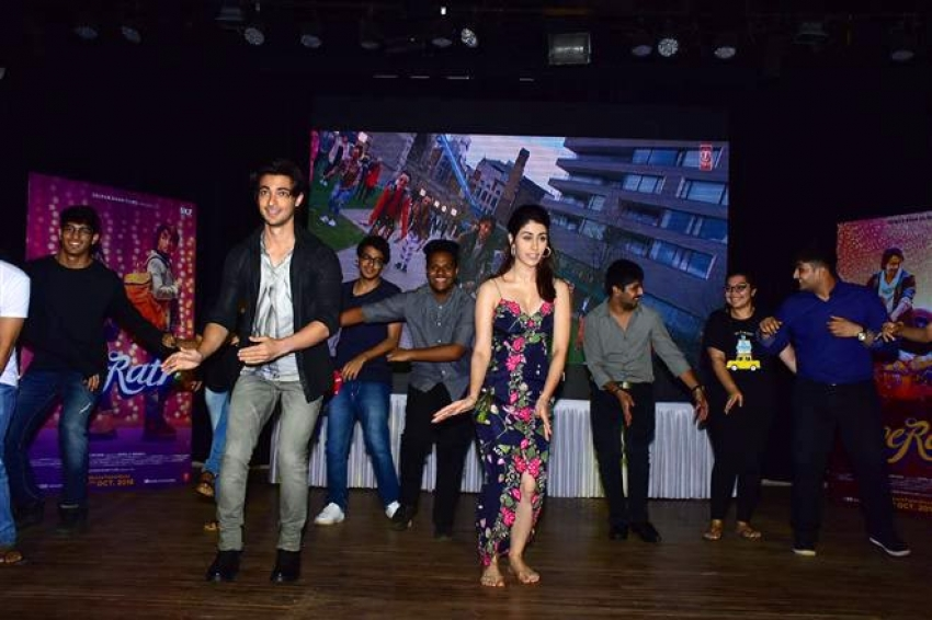 Loveratri Movie Promotion In Mumbai Photos