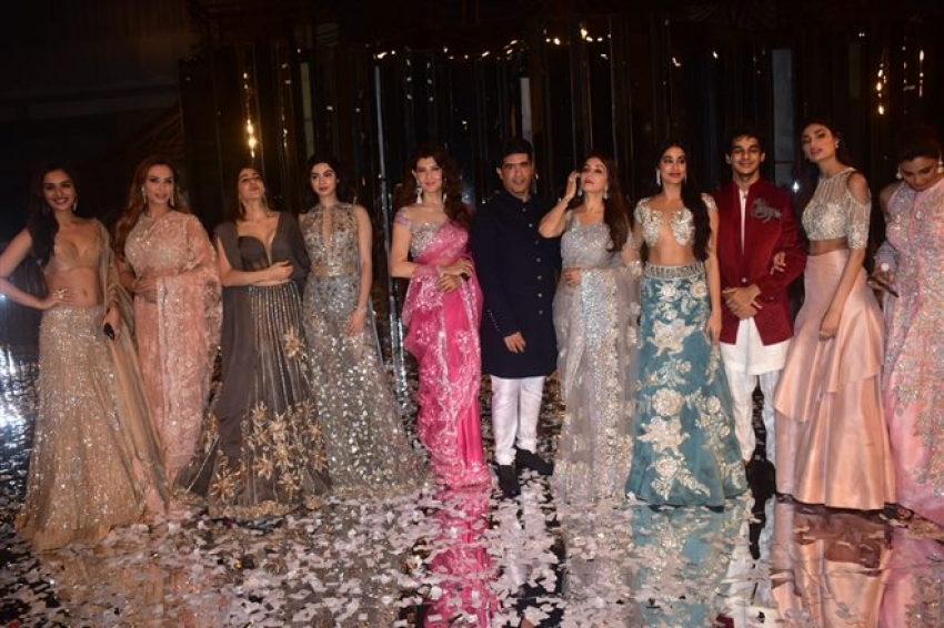 Manisha Malhotra Fashion Show 2018 Photos