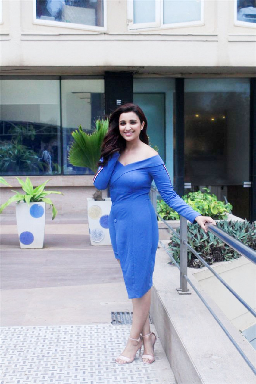 Namaste England Movie Promotion In Mumbai Photos