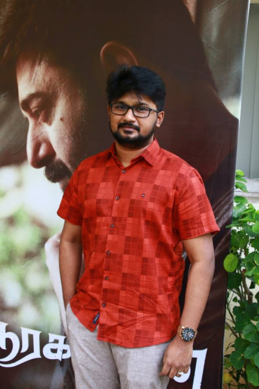 Naragasooran Press Meet Photos