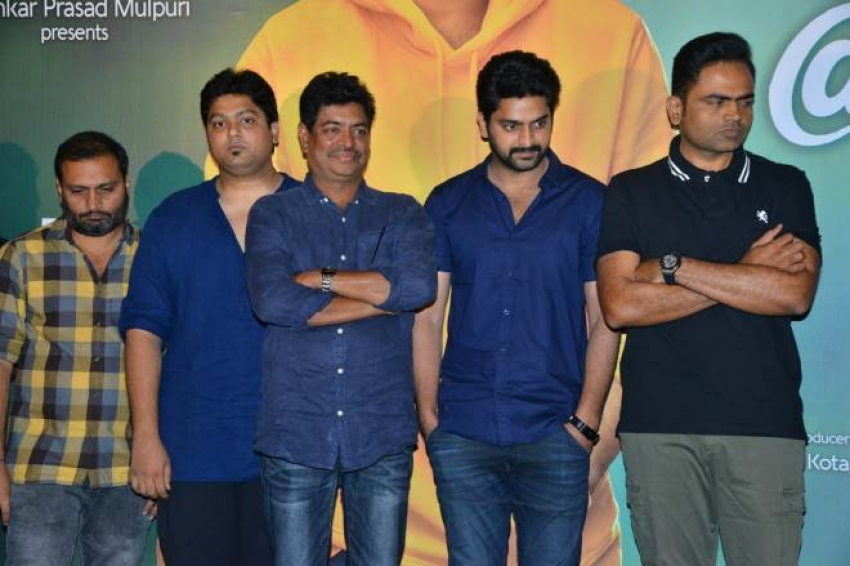 Nartanasala Movie Teaser Launch Photos