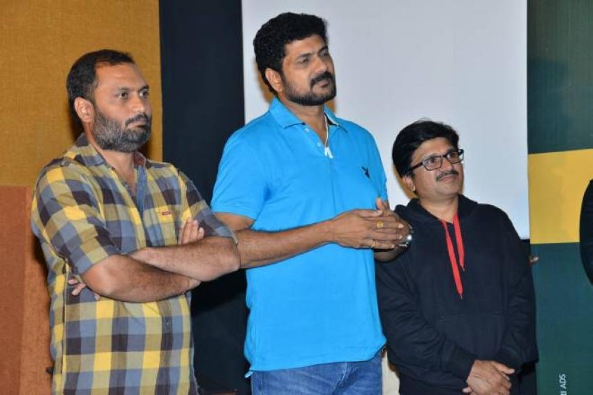Nartanasala Movie Teaser Launch Photos