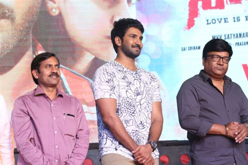 Neevevaro Movie Pre Release Event Photos