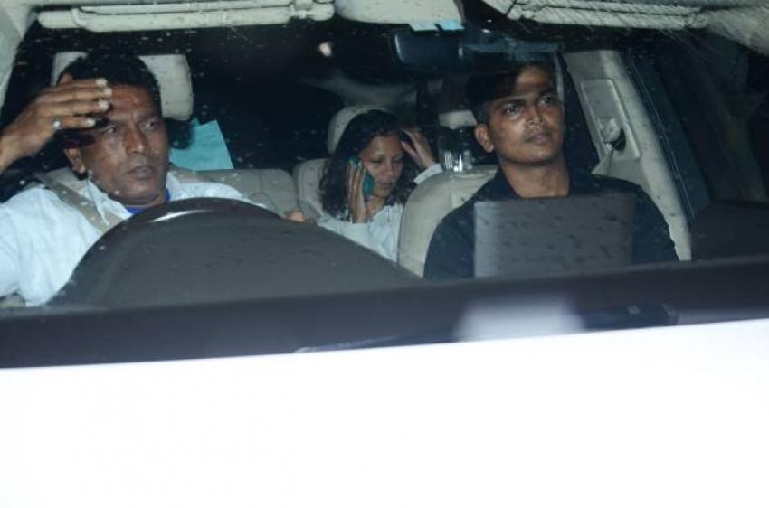 Nick Jonas Family Spotted At Priyanka Chopra Home Photos