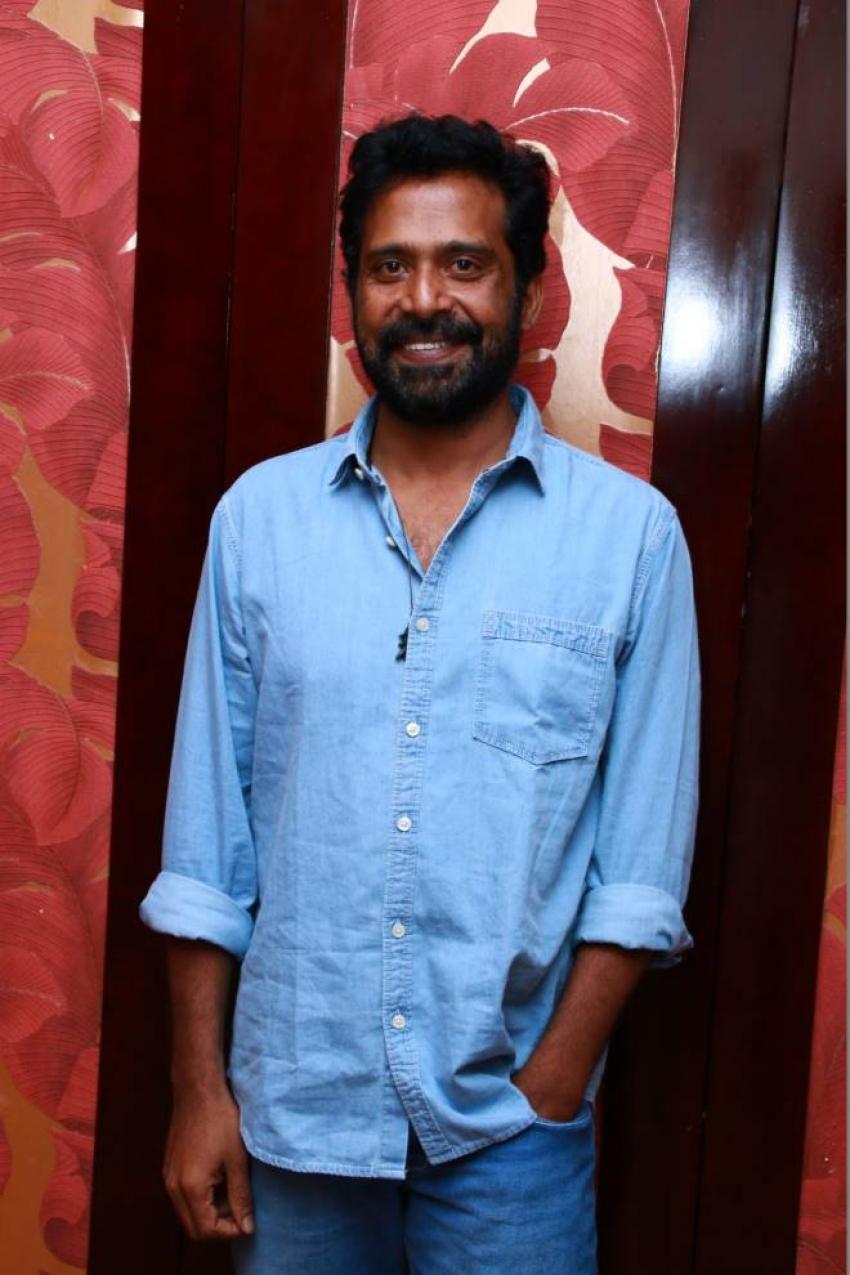 Odu Raja Odu Movie Press Meet Photos