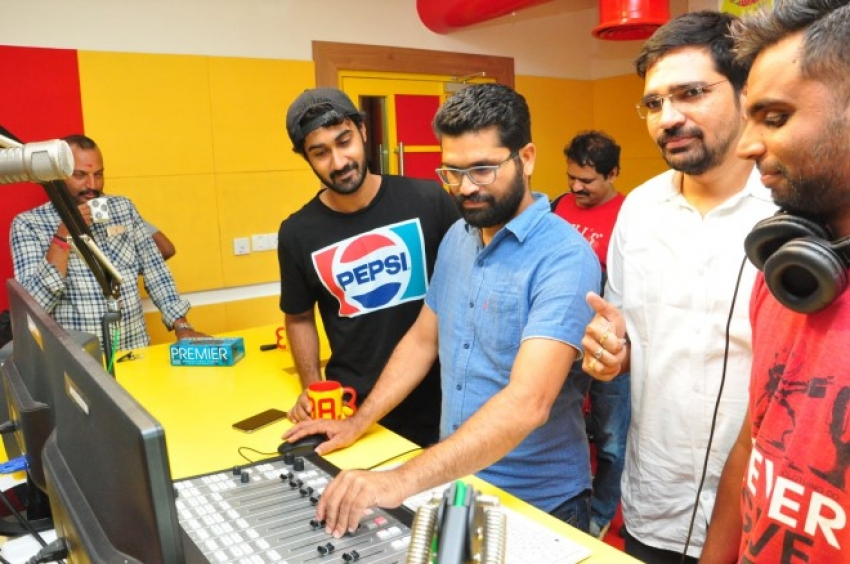 Paper Boy Movie Audio Launch Photos