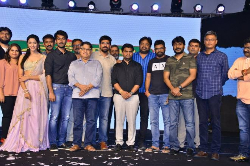 Paper Boy Movie Pre Release Function Photos