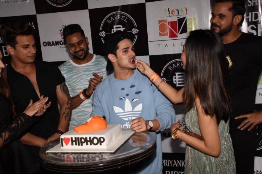 Priyank Sharma Birthday Photos