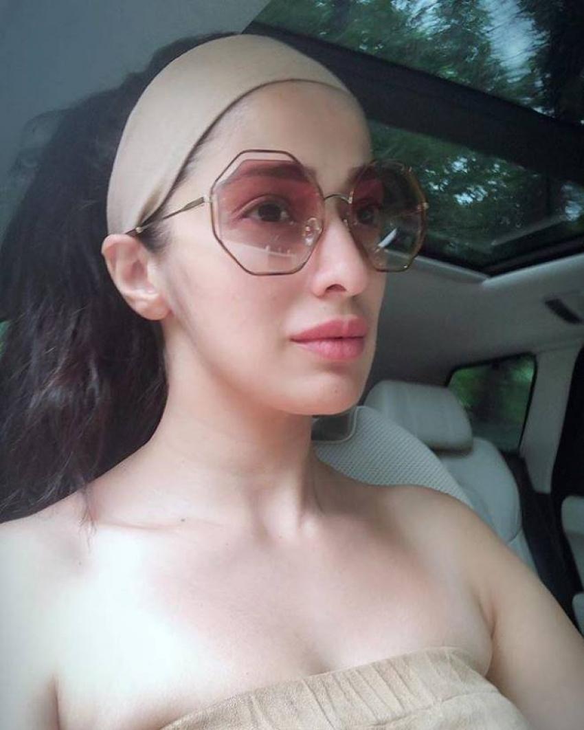 Raai Laxmi Recent Hot & Spicy Bikini Photos