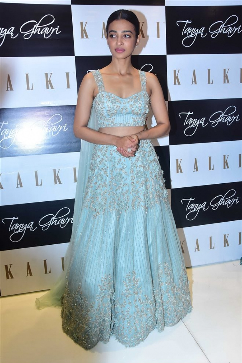 Radhika Apte At Store Launch Of Kalki Photos