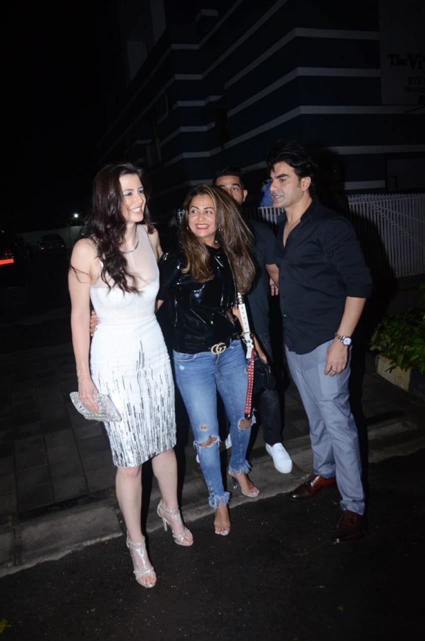 Sanjay Kapoor's House Party Photos