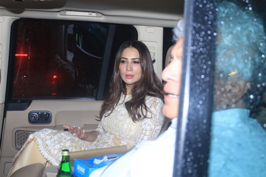 Sanjay Khan's Eid Bash 2018 Photos